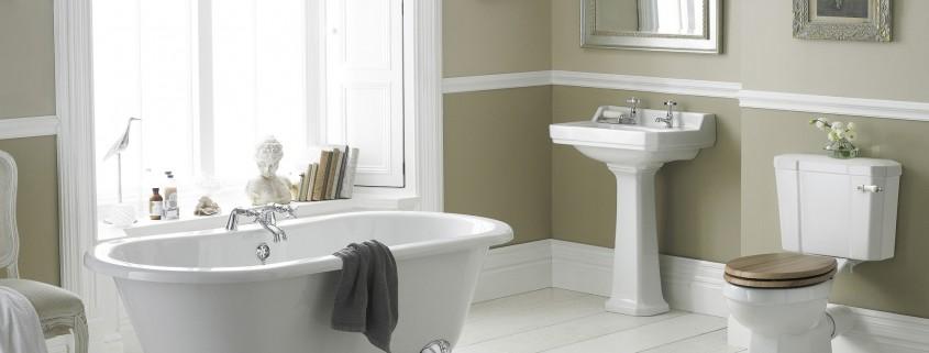 De perfecte traditionele badkamer creëren | Hudson Reed