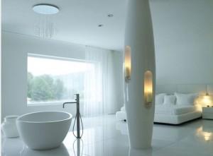 Badkamer Met Slaapkamer : Slaapkamer met badkamer ensuite nieuwe wonen