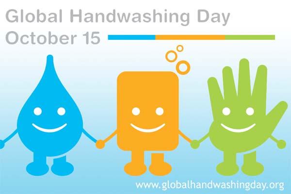 Internationale dag handen wassen!