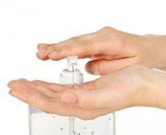Desinfecterende handgel voor extra bescherming