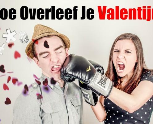 Hoe overleef je valentijn