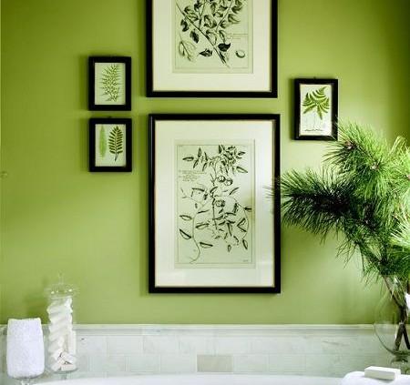 De pantone kleur van het jaar is Greenery! (RGB – 133 -175 -75)